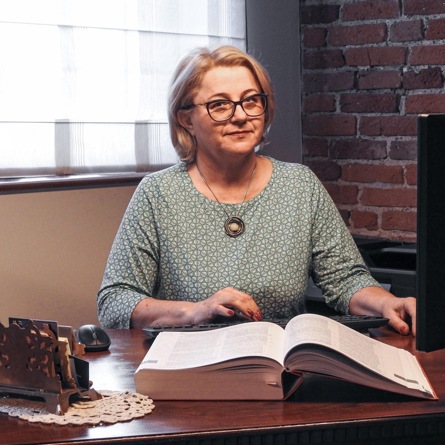 Małgorzata księgowa szkolenia